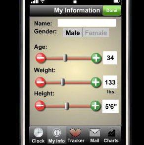 Health App Prototype